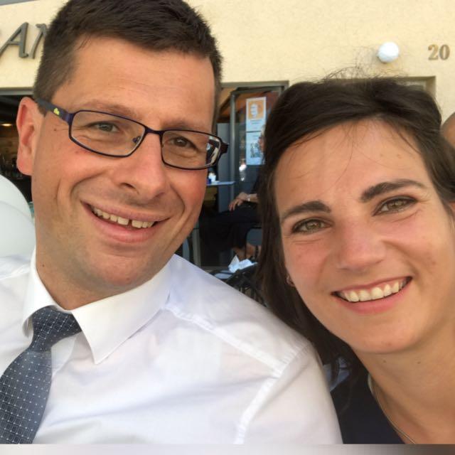 Christoph & Jennifer May